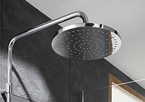 Roca A5A9780C00 Colección Even Round - Columna de ducha ...
