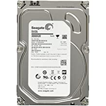Seagate SV35 3TB 7200RPM SATA 6-Gb/s 64MB Cache 3.5-Inch Internal Drive for Video Surveillance (ST3000VX000)