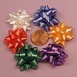 """Assorted Mini Confetti Bows, 1"""""""