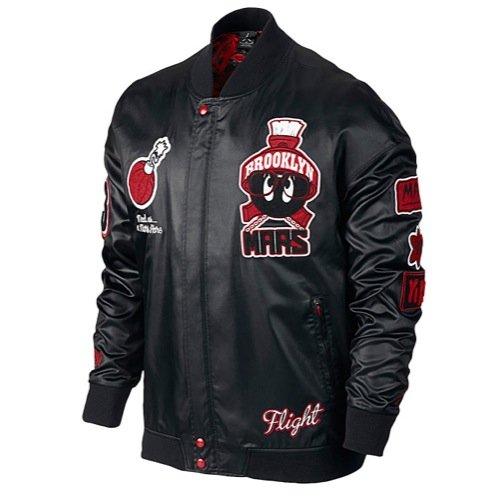 Jordan Wb Marvin Bomber Jacket Mens Style:687806-010 Size:XL by Jordan