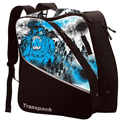 Edge Junior Ski Boots - Transpack Edge Junior Ski Boot Bag (Blue Yeti)