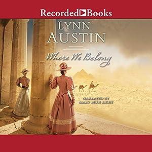Where We Belong Audiobook