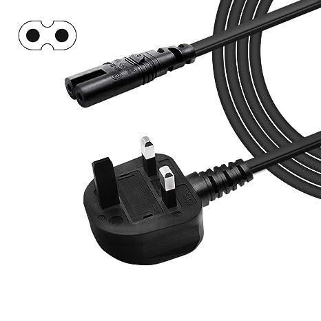 XINYUWIN Cable de alimentación de 2 pines para Samsung LG ...