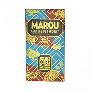 MAROU FAISEURS DE CHOCOLAT Lam Dong Coffee Chocolate Bar, 80 GR