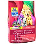Lucy Pet Formulas Life Salmon, Pumpkin & Quinoa Dog Food, 4.5 LB Review