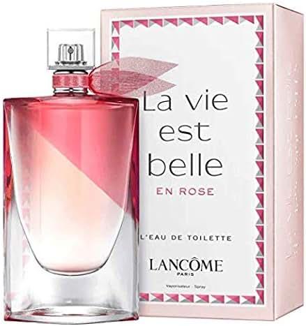 La Vìe Est Belle En Rose by Läncôme for Women 3.4 oz L'Eau de Toilette Spray