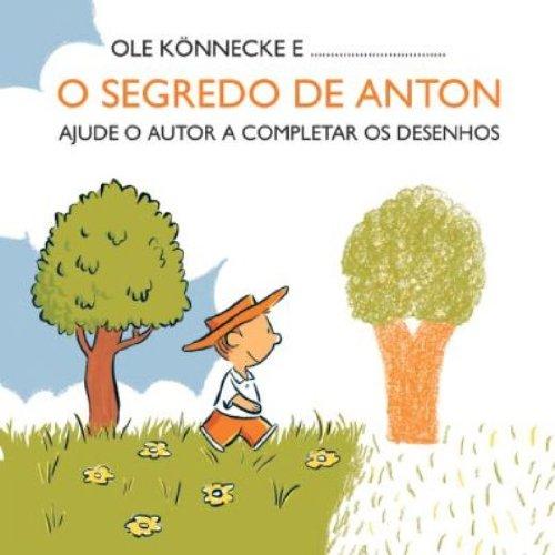 O segredo de Anton: Ajude o autor a completar os desenhos