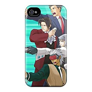 Ideal PamarelaObwerker Cases Covers For Iphone 6 Plus(phoenix Wright Ace Attorney 16992), Protective Stylish Cases