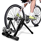 Sportneer Fluid Bike Trainer Stand Indoor Bicycle Exercise Training Stand