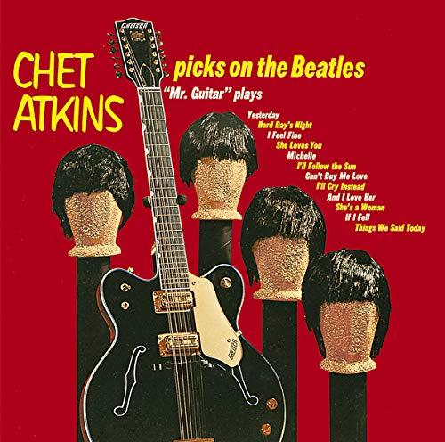 Chet Picks On The Beatles (Limited)