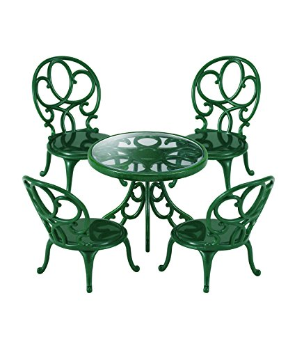 Sylvanian Families - Ornate Garden Table and Chairs
