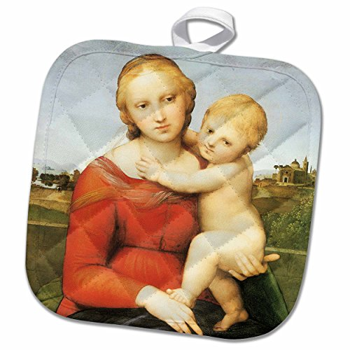 3dRose BLN Italian Renaissance Fine Art Collection - The Sma