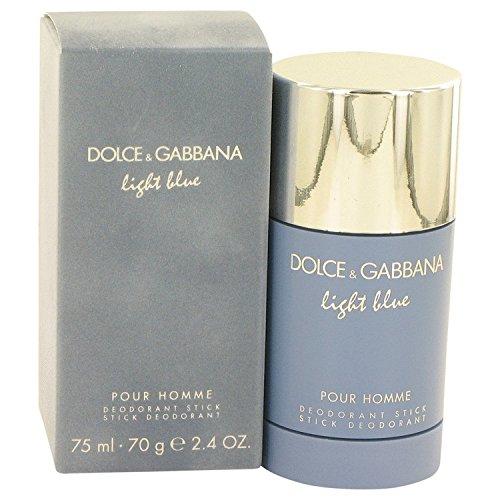 Light Blue by Dõlçé & Gábbáñá for Men Déodoráñt Stick 2.4 oz ()
