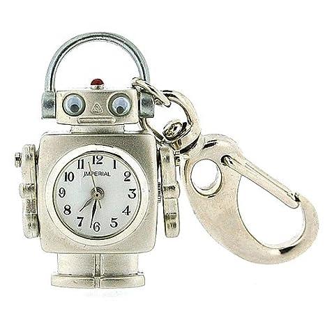 Amazon.com: GTP Unisex novedad Robot con ojos móviles reloj ...