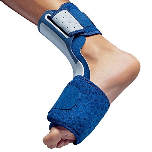 Futuro Night Plantar Fasciitis Sleep Foot Support, Eases Symptoms of Plantar Fasciitis, Provides Support for Heel Pain, Firm Stabilizing Support, Adjust to Fit by Futuro