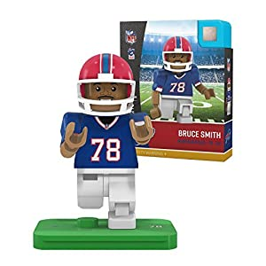 Bruce Smith Legends NFL OYO Buffalo Bills Generation 4 G4 Mini Figure