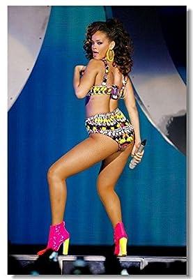 Tomorrow sunny Custom Sexy Rihanna Nice Stylish Classic Home Decor Fashionable Mondern Poster Size (50x76cm) photographic paper U85830