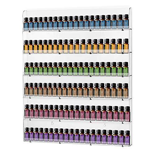 nail polish clear acrylic rack - 8