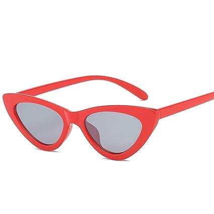 WFOYZNZ Dama Gafas de Sol Señoras Dama Gafas de Sol De Moda ...