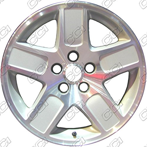 17'' Machined Face Refurbished OEM Wheels for 05-08 DODGE MAGNUM (17' Machined Wheel)