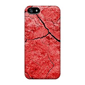 For SamSung Galaxy S5 Phone Case Cover PC For SamSung Galaxy S5 Phone Case Cover (red Dirt)