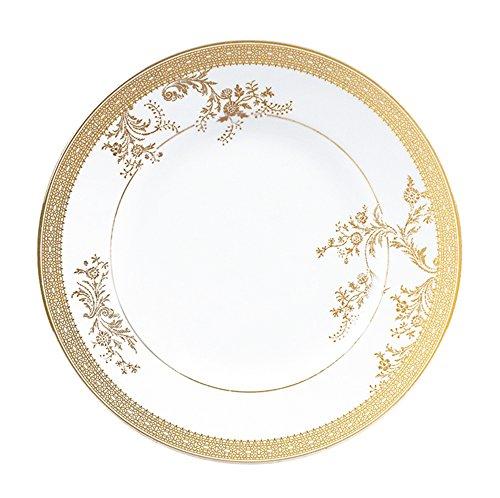 Wedgwood Vera Wang Vera Lace Gold 8-Inch Salad Plate