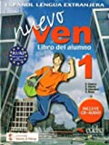 img - for Nuevo Ven 1. Alumno + CD Audio (Spanish Edition) book / textbook / text book