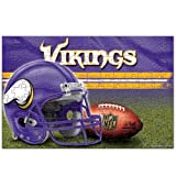 "MINNESOTA VIKINGS OFFICIAL 11""X17"" (150PC) NFL JIGSAW PUZZLE"