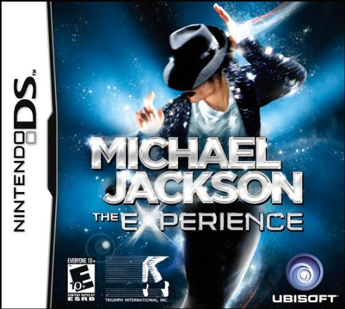 Michael Jackson The Experience - Nintendo DS