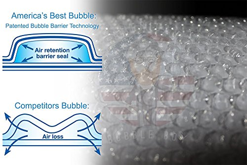 Large Product Image of American Bubble Boy Bubble Wrap Bubble Wrap 175' Bubble Bundle For Packing, Shipping, Moving By American Bubble Boy