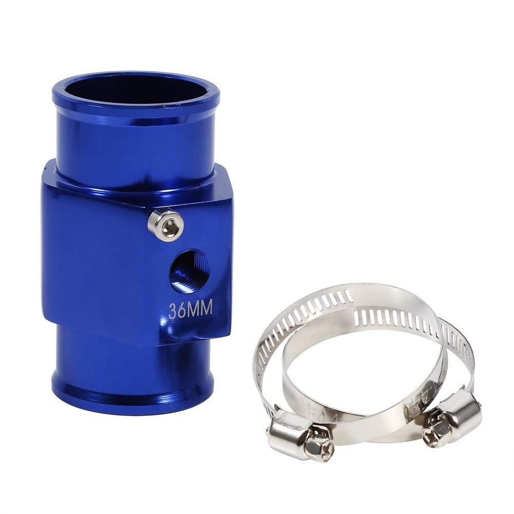 36 millimetri di acqua blu temperatura del tubo comune sensore temperatura Gauge adattatore del tubo del radiatore