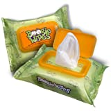 Health & Personal Care : Boogie Wipes Not your Average Wipe with Added Chamomile Vitamin E and Aloe
