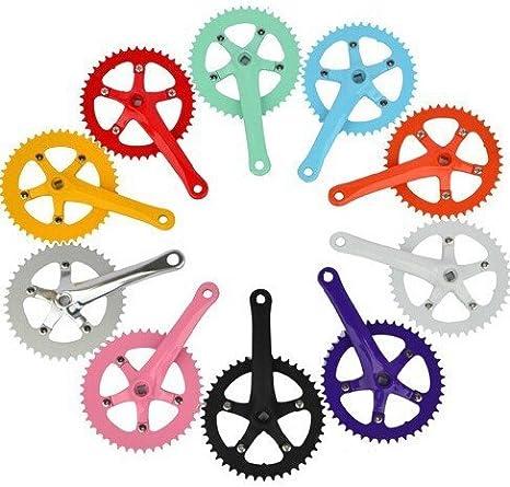 Engranaje de ciclo fijo de la cadena de la rueda de bielas de ...