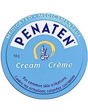 Penaten Diaper Rash Cream for Baby, Zinc Oxide Cream, 55g