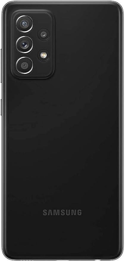 Samsung Galaxy A52 5g 128 Gb A526 Awesome Black Dual Sim Elektronik