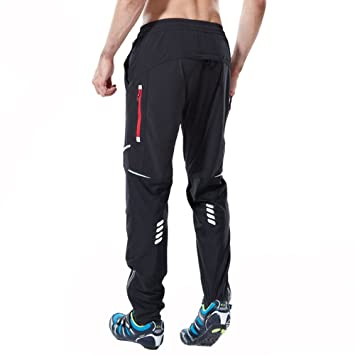 Naudamp Mens Outdoor Fast Dry Sports Trousers Breathable Water-Resistant Casual Climbing Pants