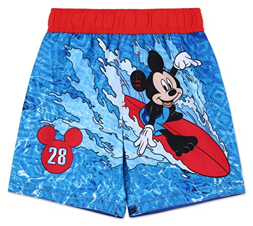 Toddler Boy Mickey Mouse Swim Trunk 2T
