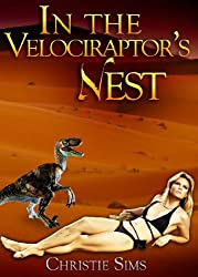 In the Velociraptor's Nest (Dinosaur Erotica)