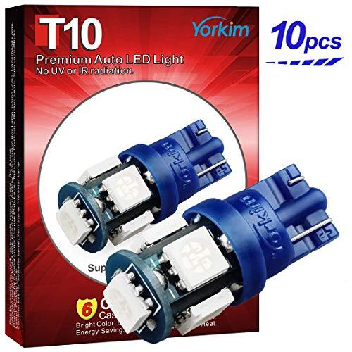 194 Blue Led Light Bulbs