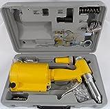Eight24hours Pneumatic Air Hydraulic Pop Rivet Gun Riveter Riveting Tool w/Case