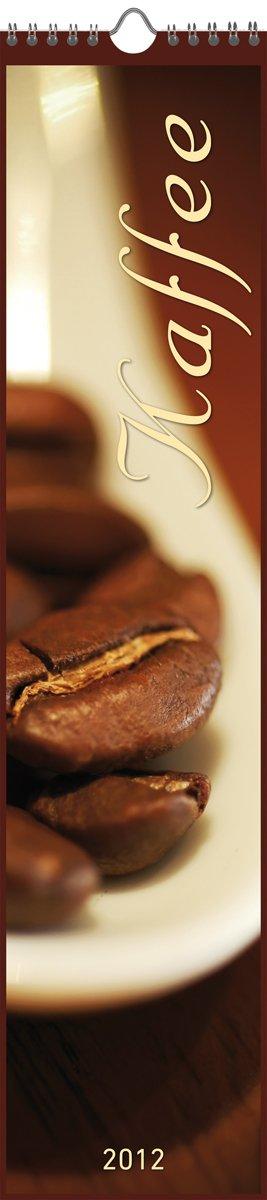 Küchenplaner Kaffee 2012 Streifenkalender