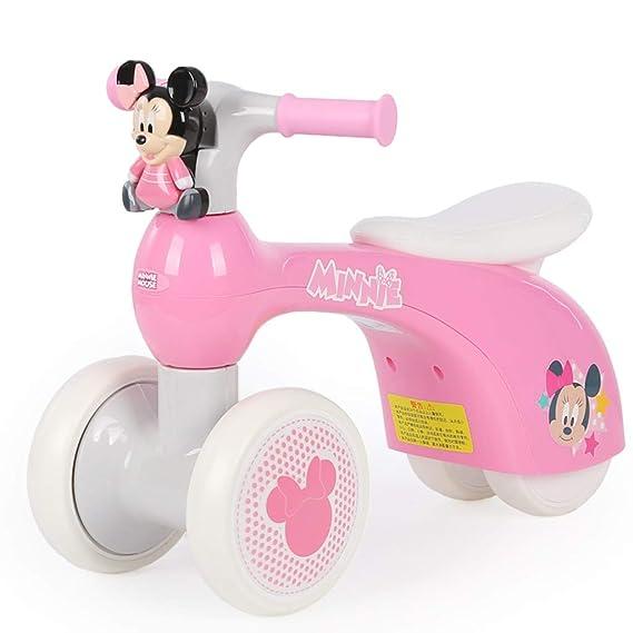 SONG Sillas de paseo Baby Balance Car Quad for Niños Andador ...