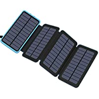 ADDTOP Solar Charger 25000-High Capacity...