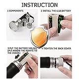 Lifepul(TM) Ultra Bright 100 LED UV Blacklight Pet