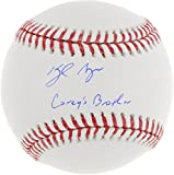 Kyle Seager Seattle Mariners Autographed Baseball with Corey's Brother Inscription - Fanatics Authentic Certified