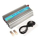 1000W Mirco Grid Tie Inverter For Solar Panel Pure Sine Wave DC20-45V to AC90-140V Solar Power Inverter (GTI-1000W-36V-110V)