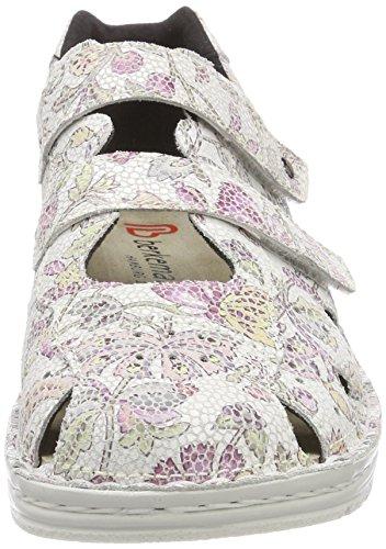 Multicolor Larena weiß Mujer 239 Berkemann Zapatillas cracke Para qvPd1IC