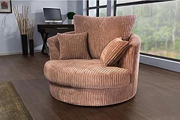 Dylan Dilo café tamaño Gama sofás sillones de rincón tamaño ...