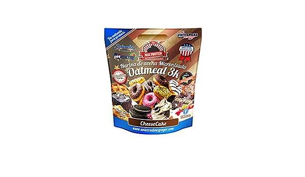 Max Protein Harina de Avena sabor Cheesecake - 3 kg: Amazon.es: Alimentación y bebidas