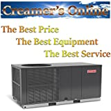 Goodman 2 Ton 14 SEER Package Heat Pump System GPH1424H41